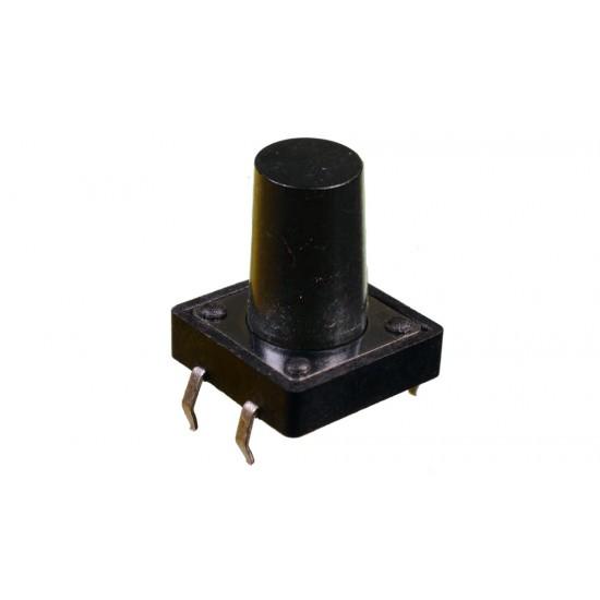 Pushbutton Switch 4P 12x12 Long Head